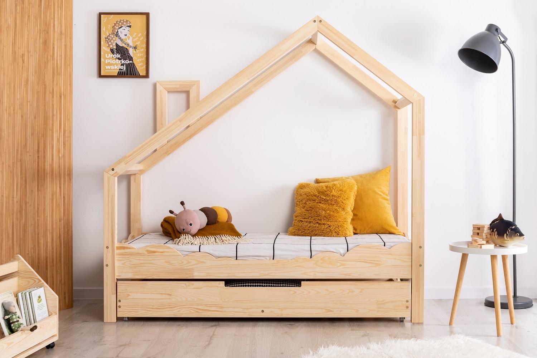 Cottage Jugendbett Luni-E mit Bettkasten