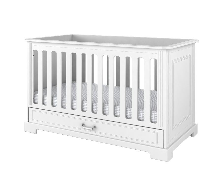 Kinderbett Ines White, Bellamy