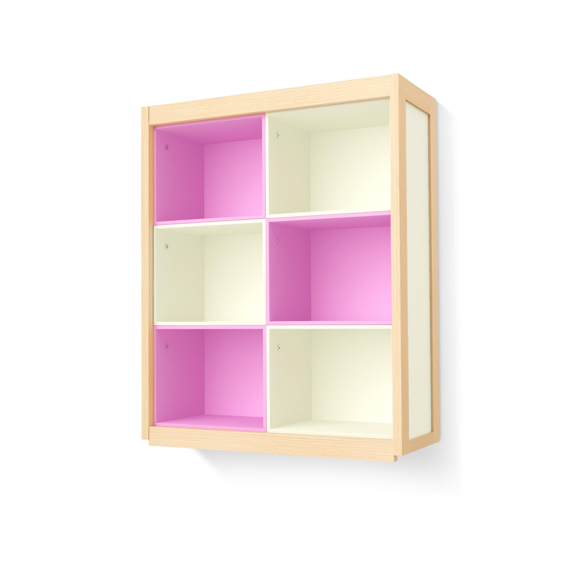 Buchregal Simple Pink von Timoore