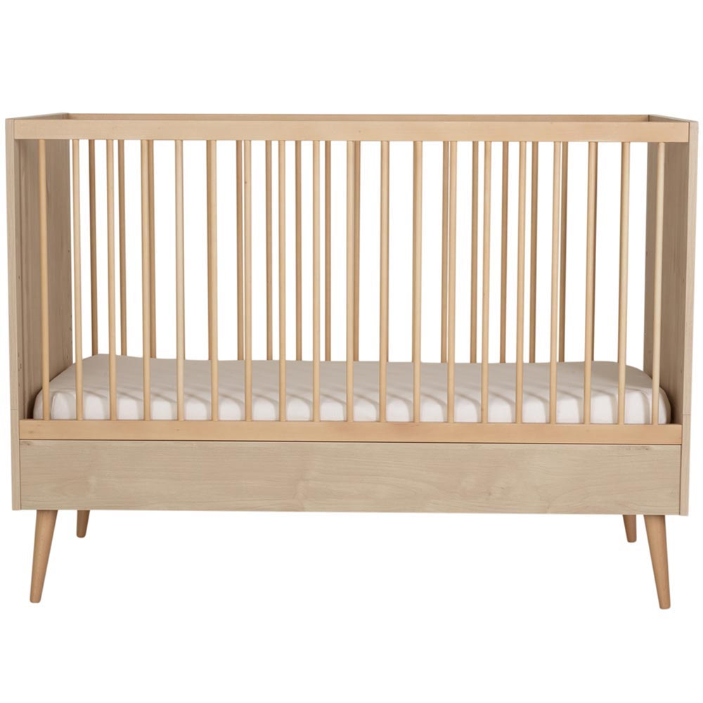Kinderbett Cocoon Natural Oak Quax