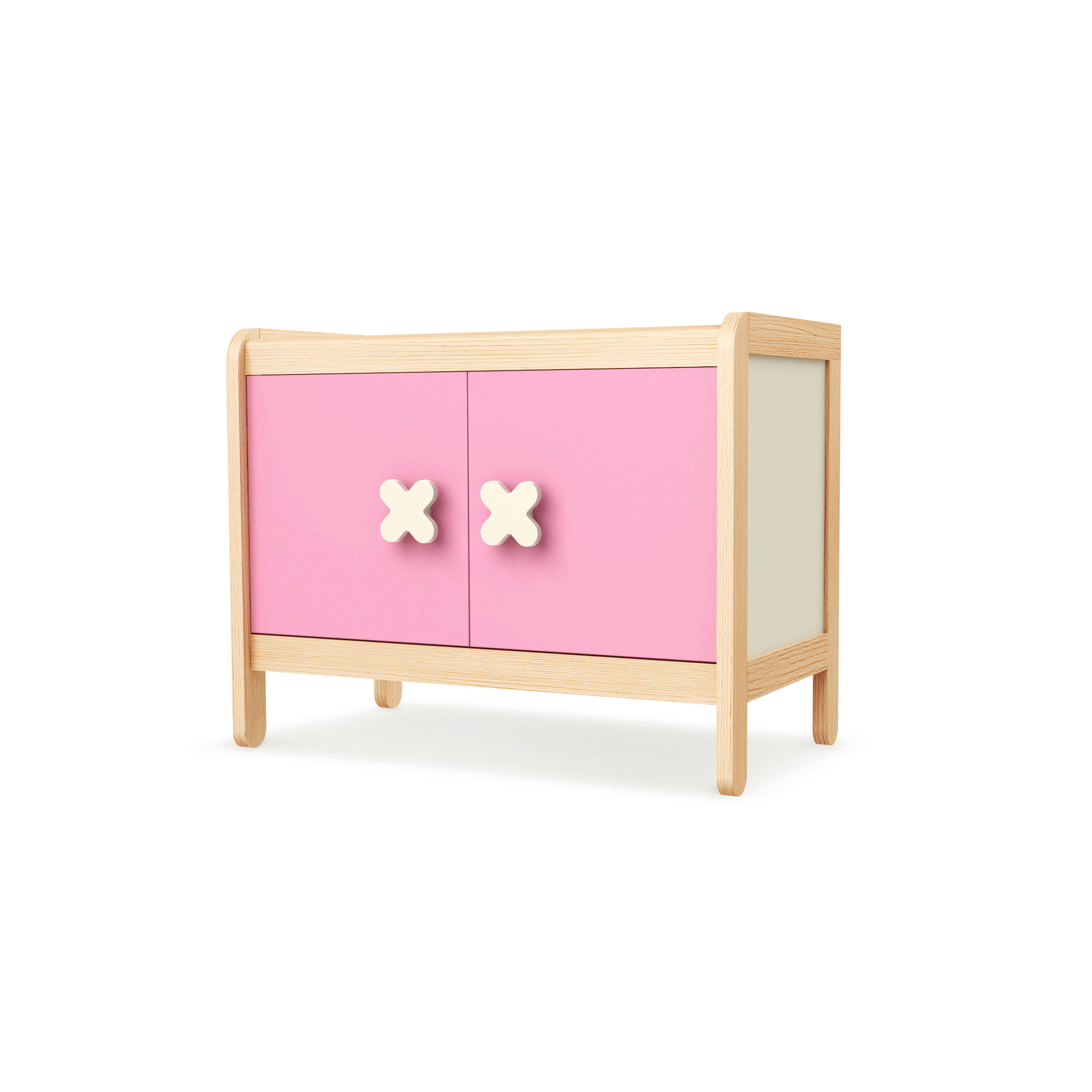 Sideboard Simple Pink, Timoore