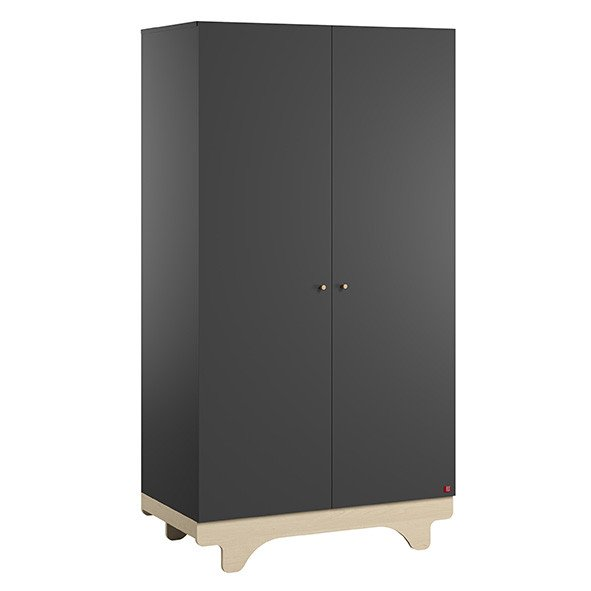 Kleiderschrank Playwood Graphit, VOX