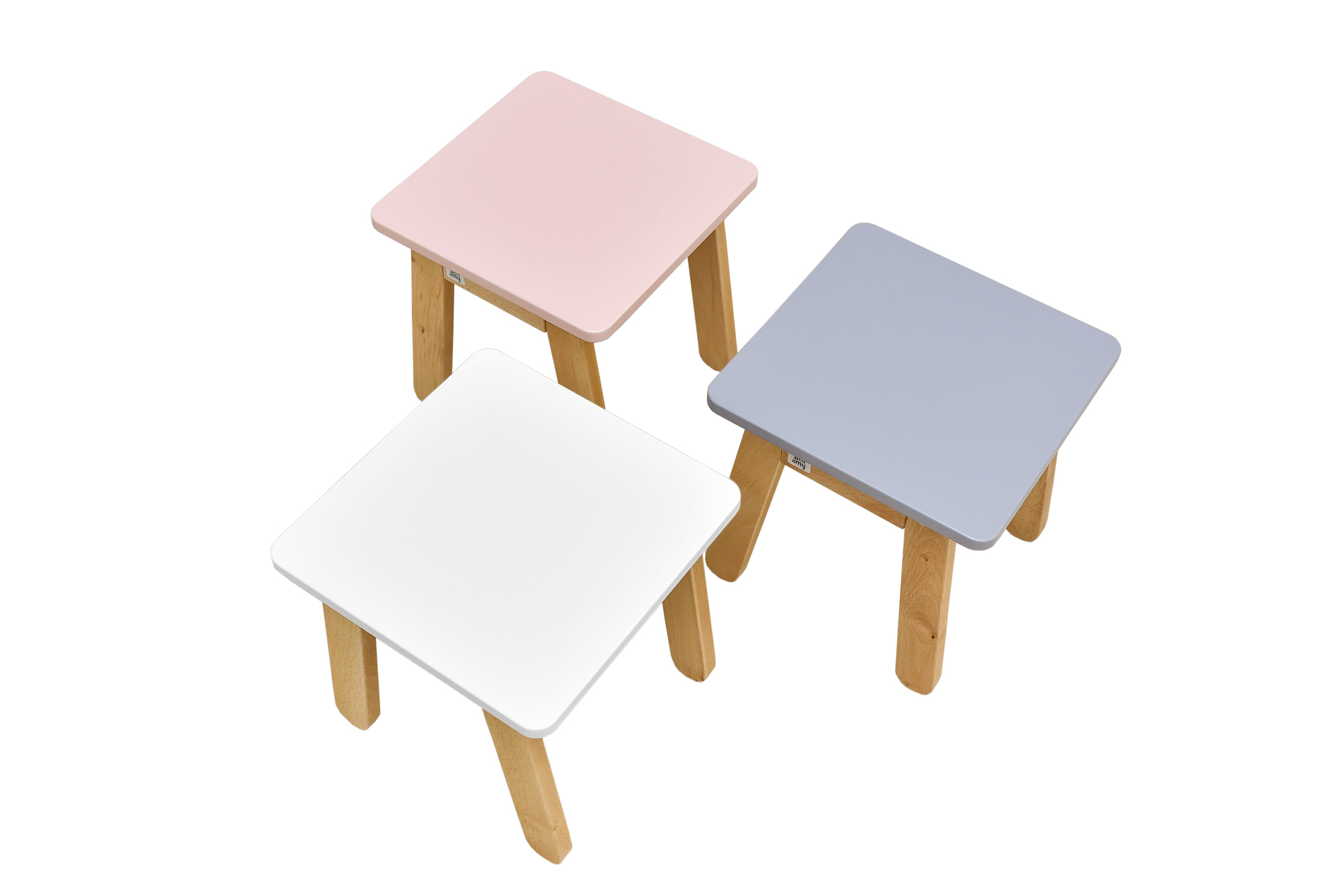 Kinderstuhl / Hocker Pure, Bellamy