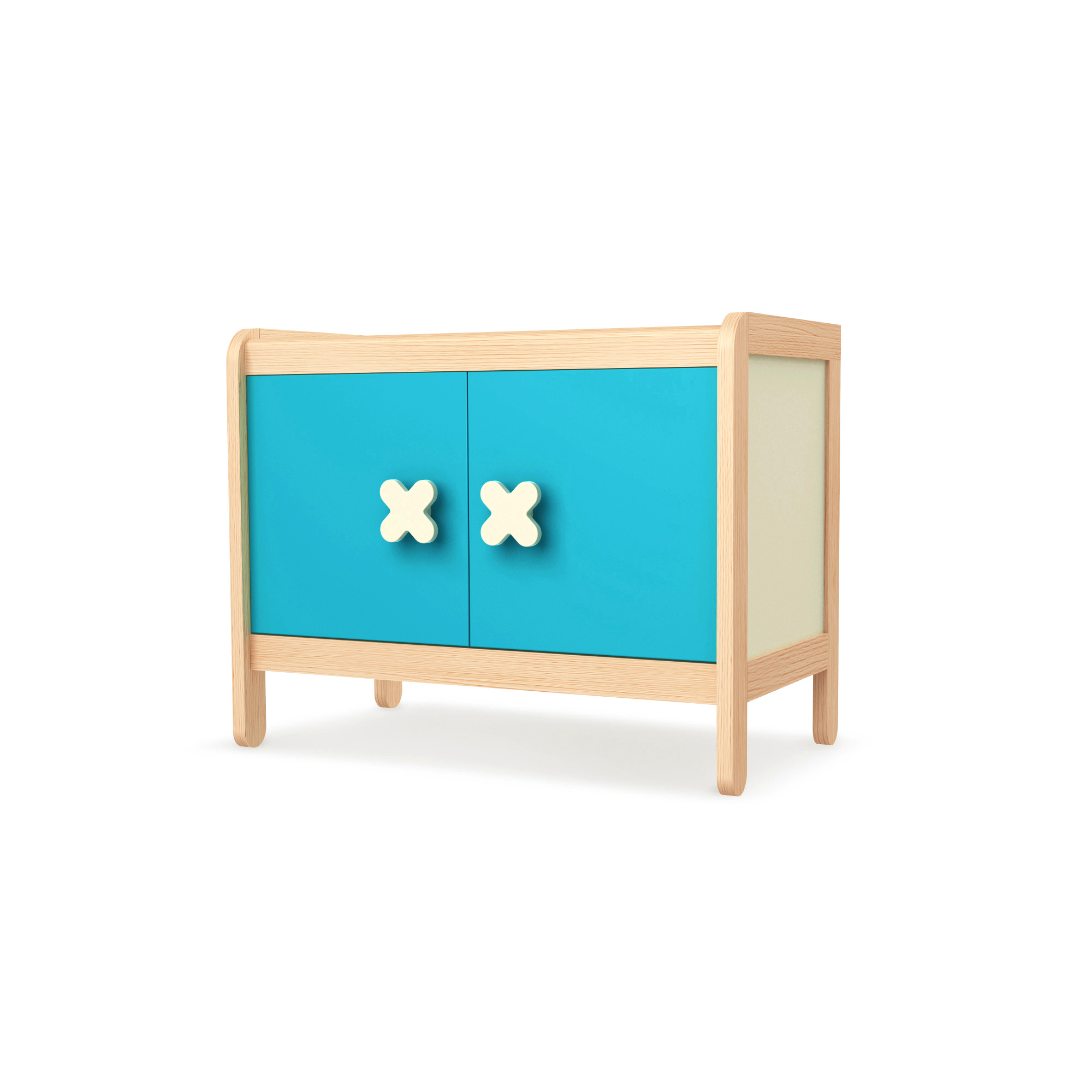 Sideboard Simple Blue, Timoore