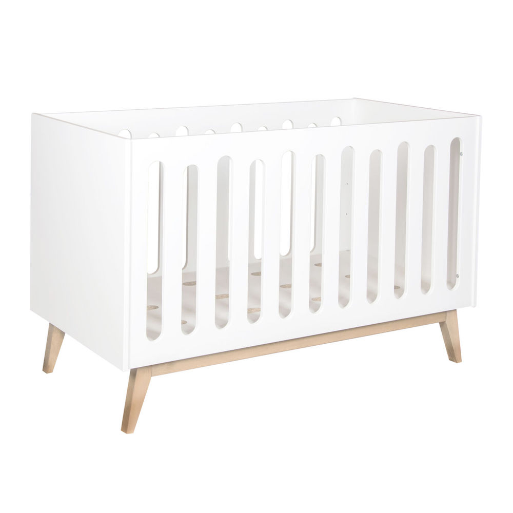 Kinderbett Trendy White, Quax