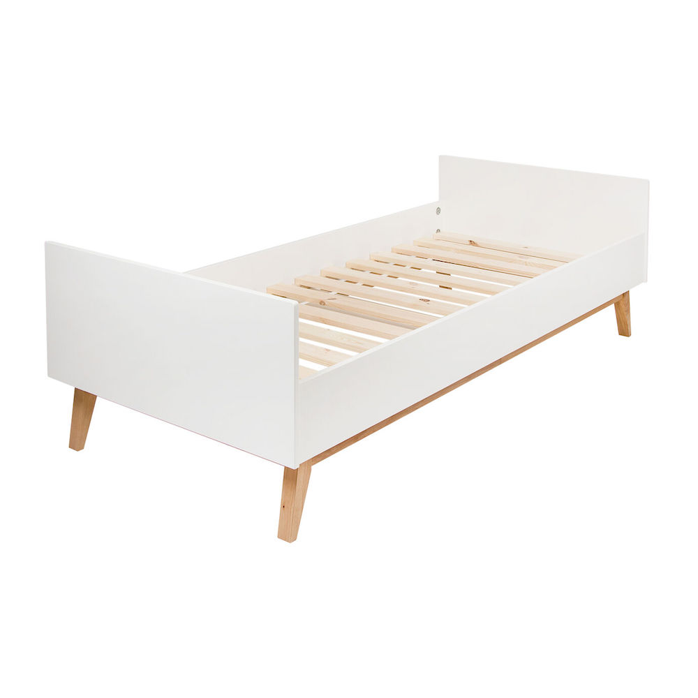 Jugendbett Trendy White, Quax