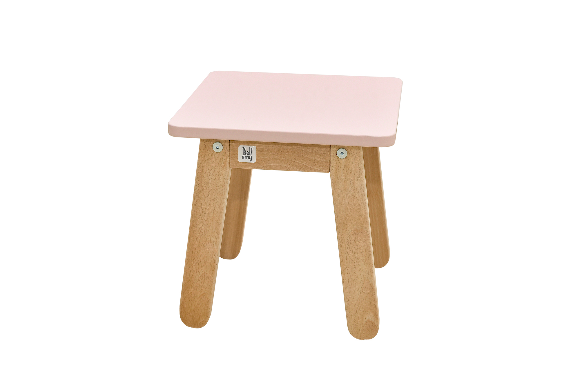 Kinderstuhl / Hocker Rosa, Bellamy