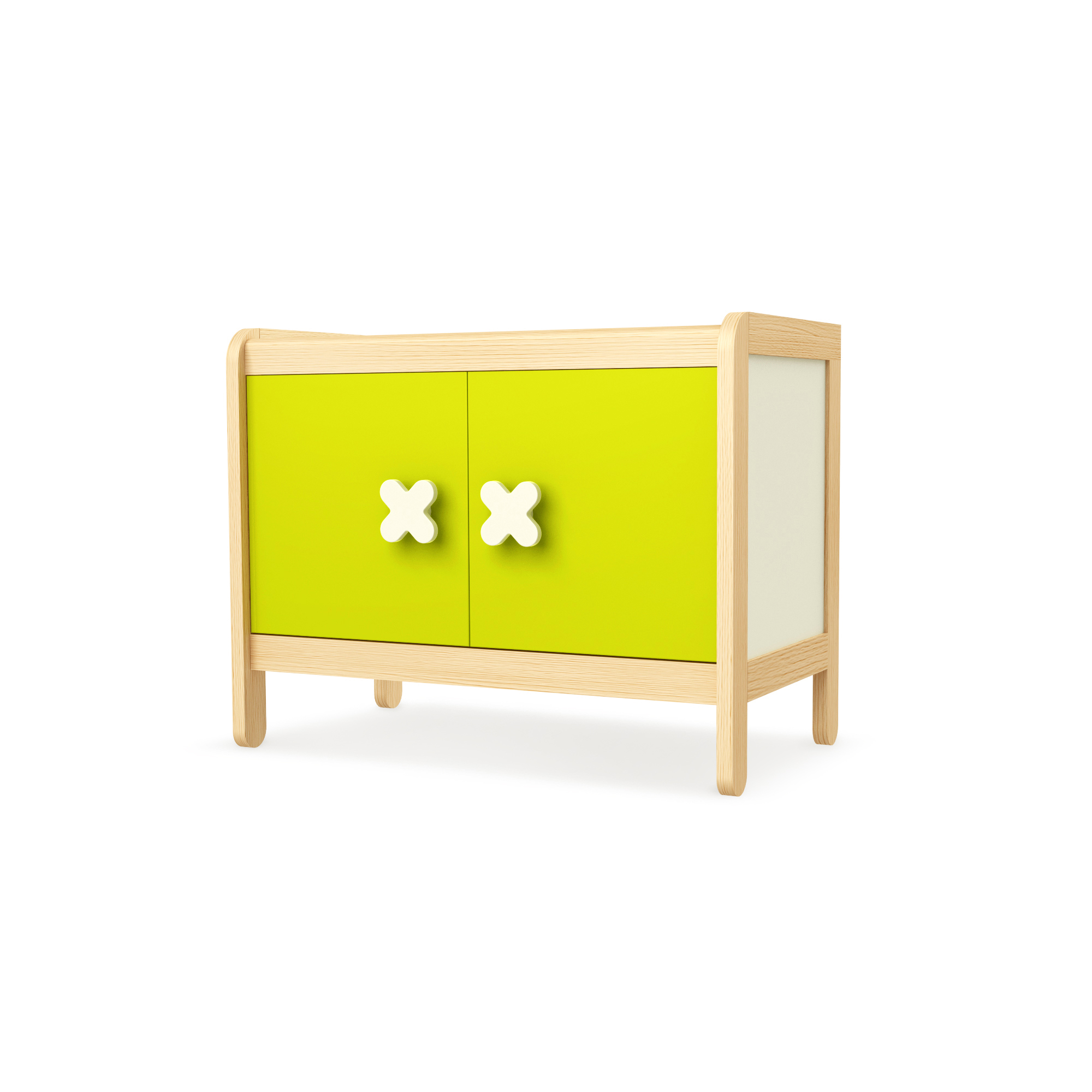 Sideboard Simple Green, Timoore