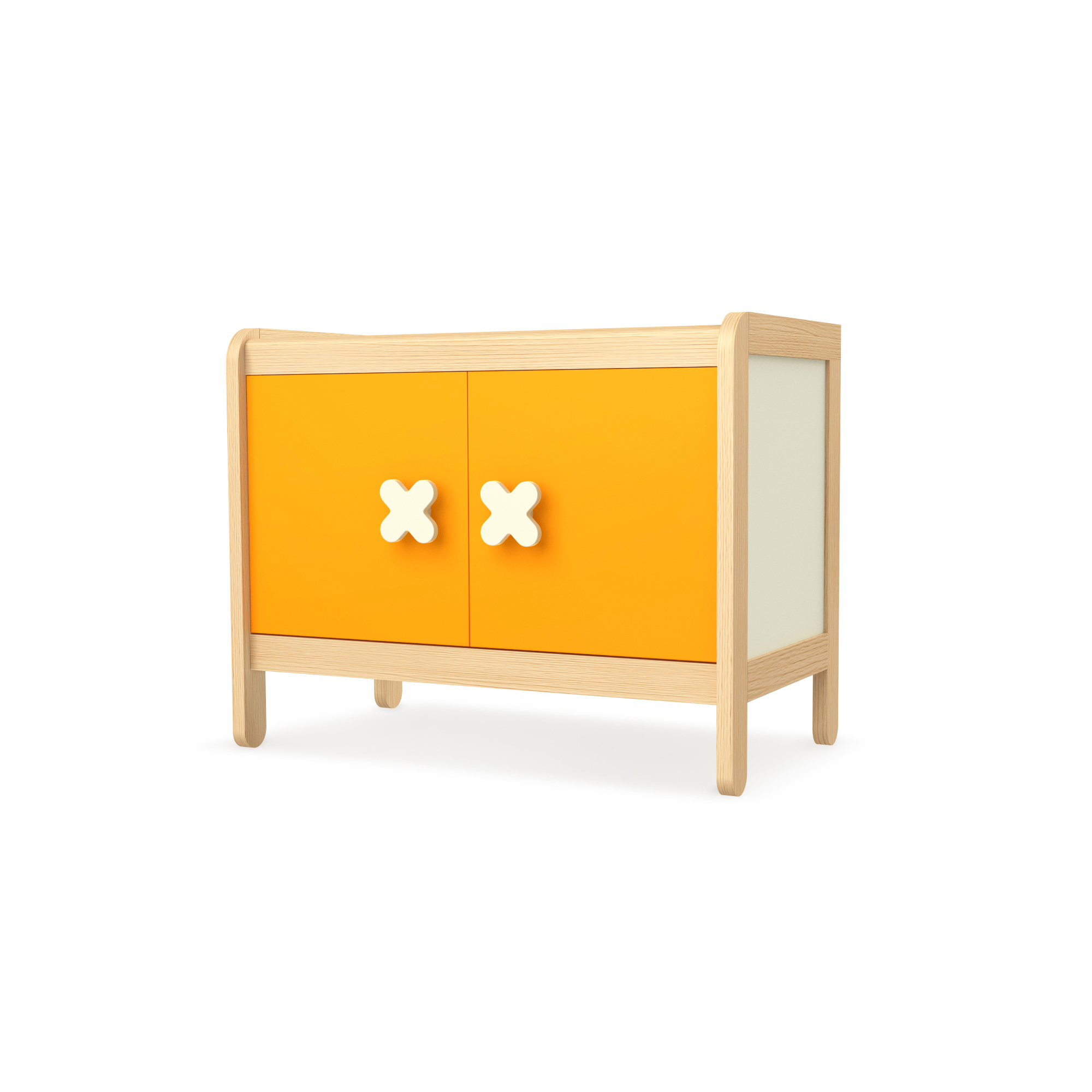Sideboard Simple Orange, Timoore