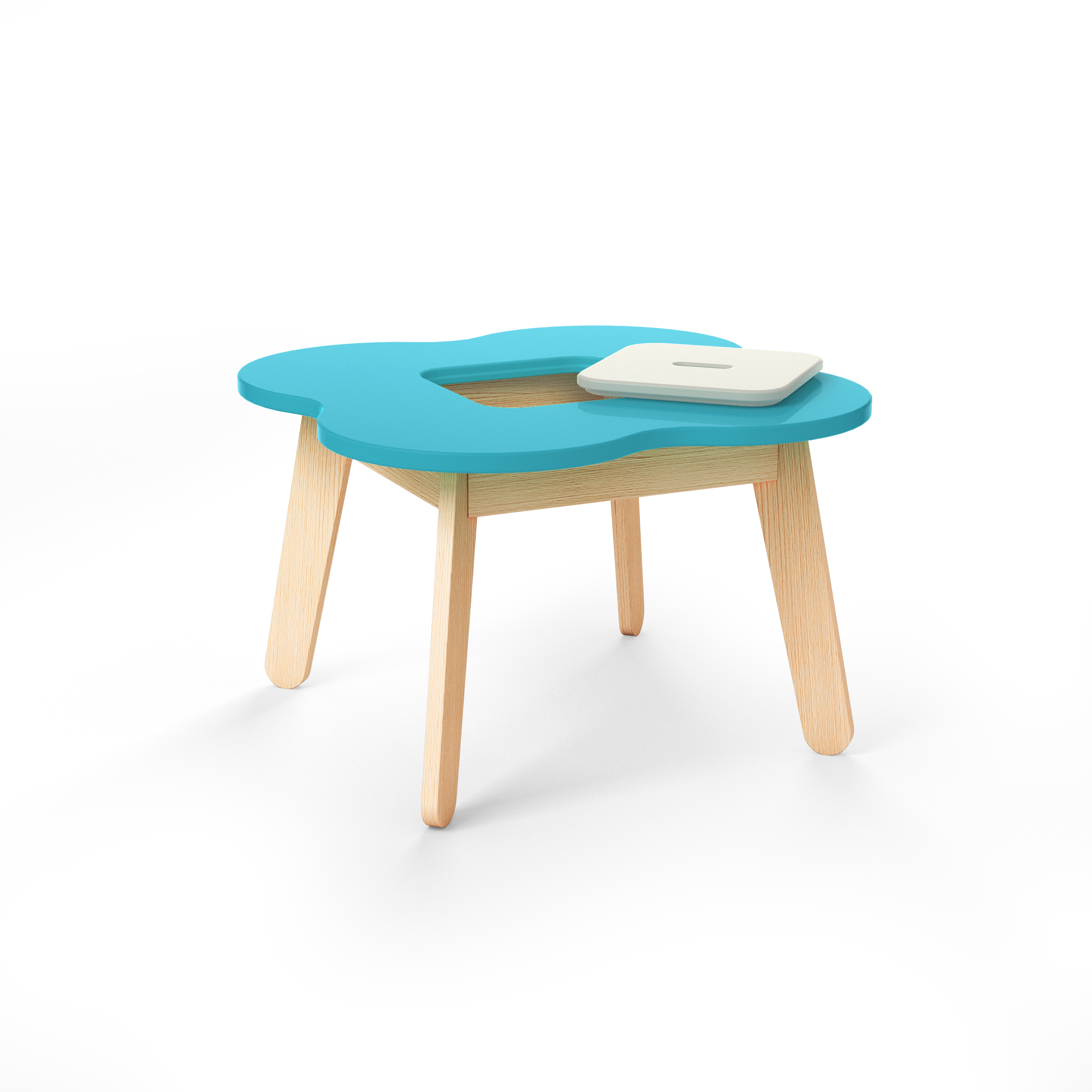 Spieltisch Simple Blue, Timoore