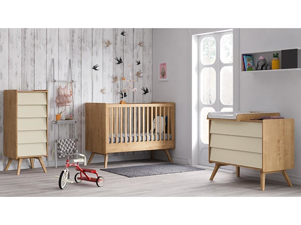 Kinderzimmer Vintage Yellow, VOX