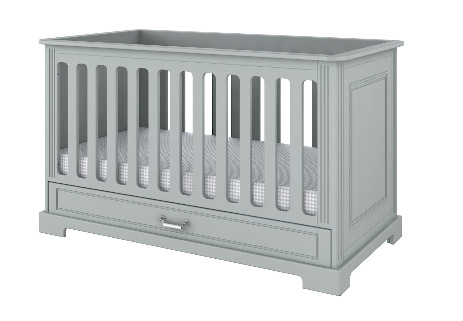 Kinderbett Ines Grey, Bellamy